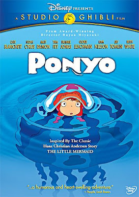 Ponyo 2008 Dual Audio Hindi 720p BluRay 850MB