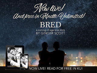 {Blog Tour – Excerpt & Review} Bred by Ginger Scott