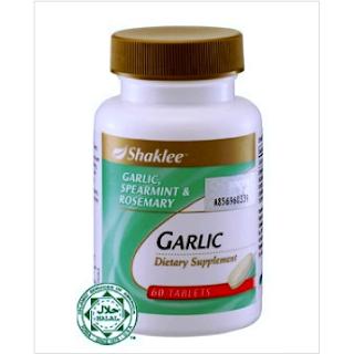 garlic suplimen shaklee