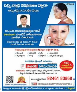 Dr A V Rama Subramanyam positive homeopathy