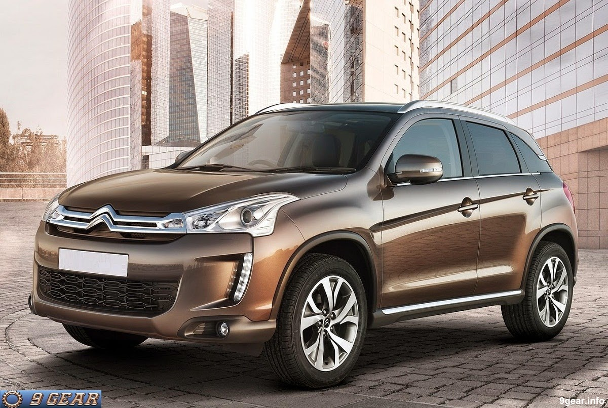 2015 citroen c4 aircross hdi 115 crossover car reviews new car pictures for 2018 2019. Black Bedroom Furniture Sets. Home Design Ideas
