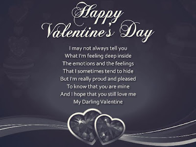 Valentines Day messages 2017