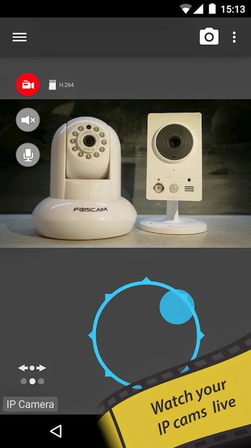tinyCam Monitor PRO for IP Cam v6.2.6