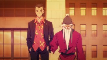 The God of High School Episode 6