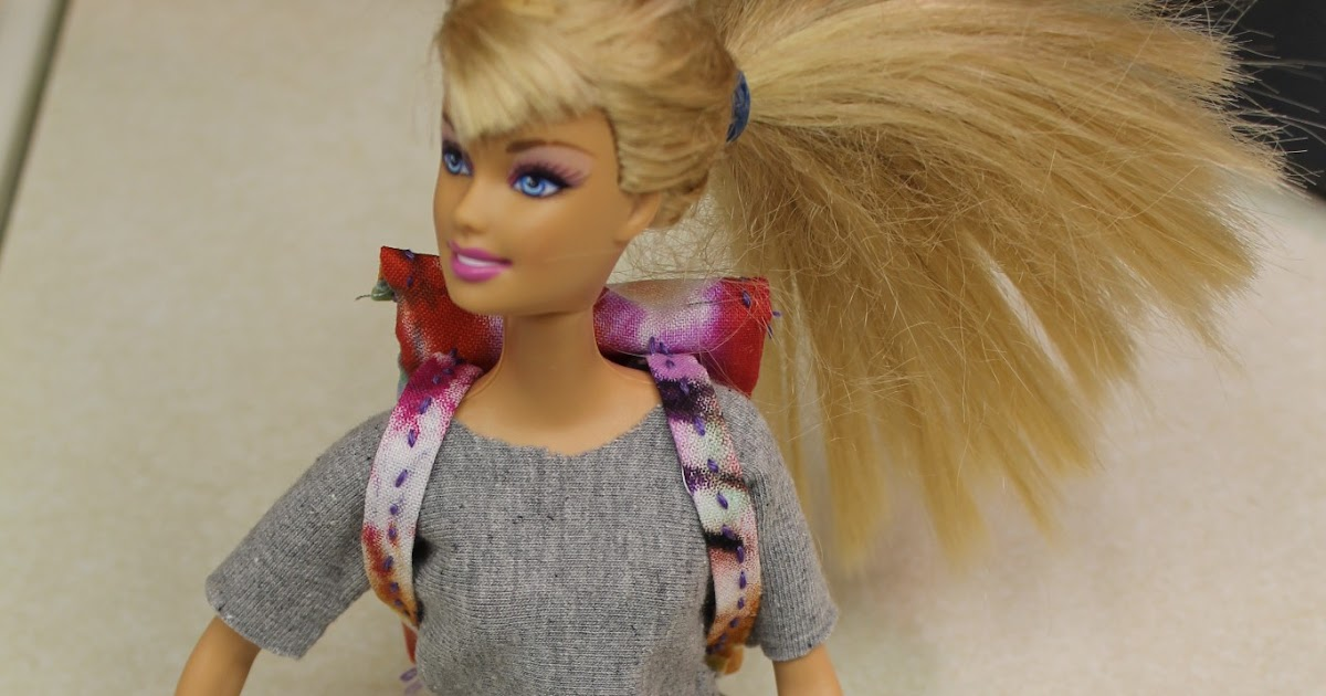 My Creative Mommy Making Barbie Doll Clothes