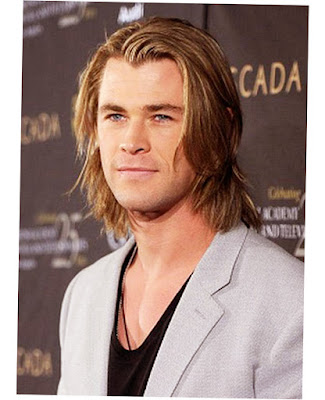 Mens Long Thick Hairstyles Picture Preview