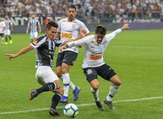 Ceará vence o Corinthians, mas se despede da Copa do Brasil