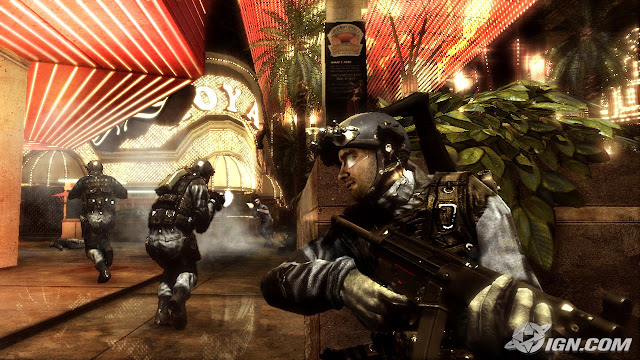 Tom Clancy's Rainbow Six Vegas Full Version PC Gameplay
