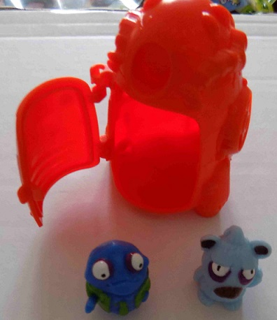 Madhouse Family Reviews Welcome To Zomlings Series 6