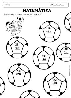 Atividades sobre o Brasil e copa do mundo