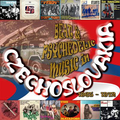 VA - Beat & Psych In Czechoslovakia (1965-1972)