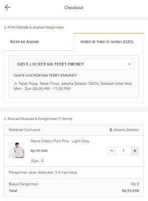 Mudahnya belanja online