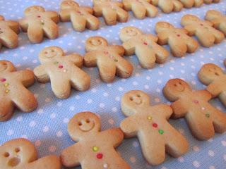 Hombrecitos de galleta