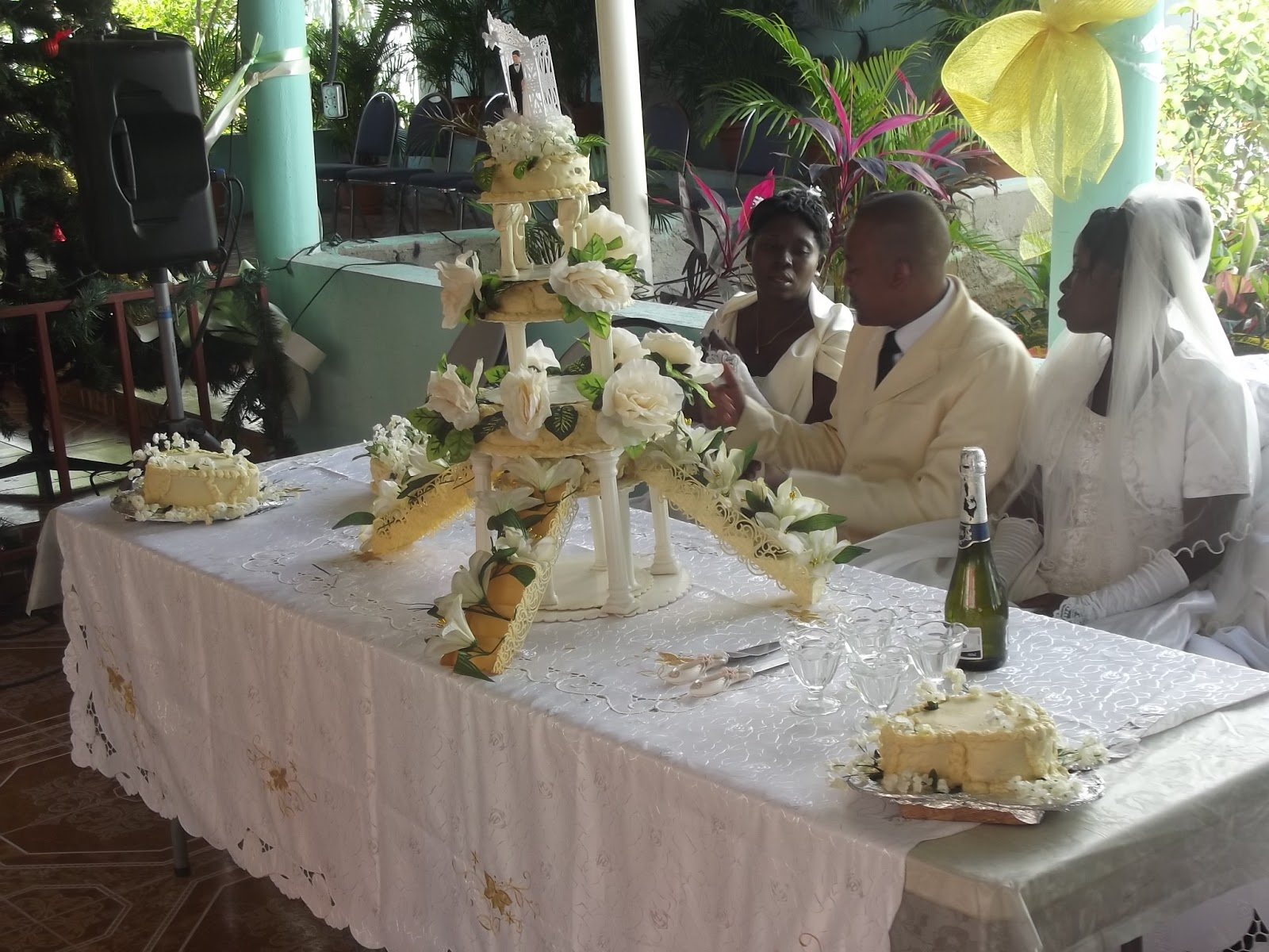 Haiti Wedding Traditions Food: Thede Connection- HAITI: Haiti's 209th Independence Day