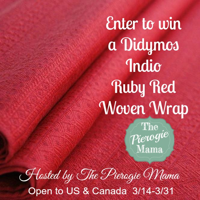 Didymos Woven Wrap Giveaway