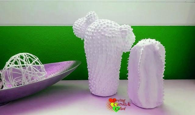 set-de-cactus-hechos-a-mano