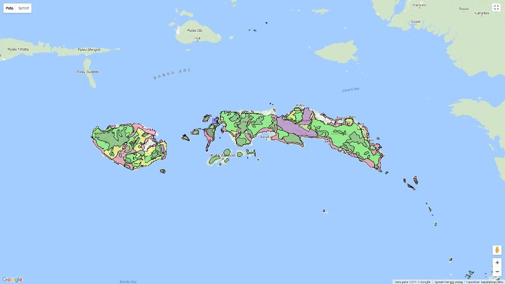 RTRW Maluku