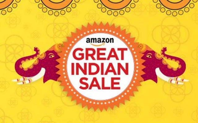 Amazon Great Indian Festival Sale – Get 90% off on all products