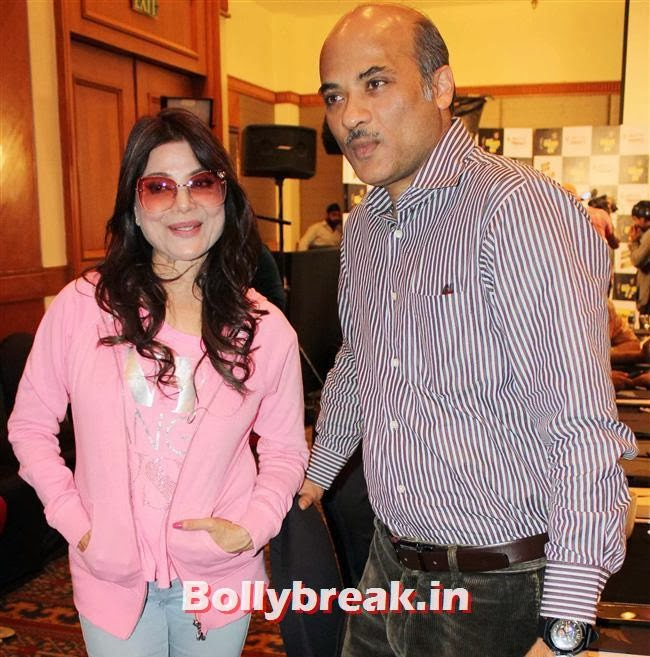 Sapna Mukherjee and Suraj Barjatya