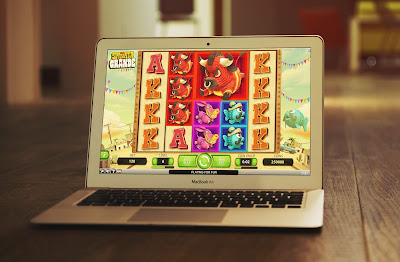 playing Online Slots and winning money