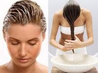 Natürliche Haarmaske selber machen: Ei Haarmaske