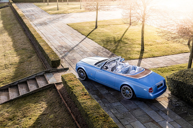 THE 'BLUE MAGPIE' PHANTOM DROPHEAD COUPÉ