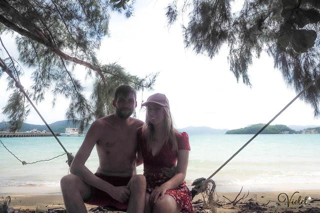 Phuket Thailand swing