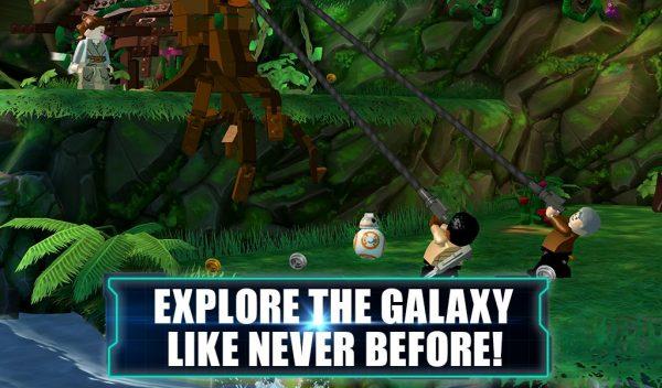 Lego Star Wars apk Mod 3