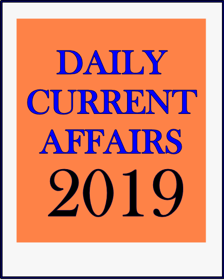 Education: daily current affairs 2nd April 2019 (Top 10)