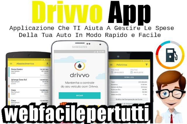 Drivvo | Applicazione Che TI Aiuta A Gestire Le Spese Della Tua Auto In Modo Rapido e Facile