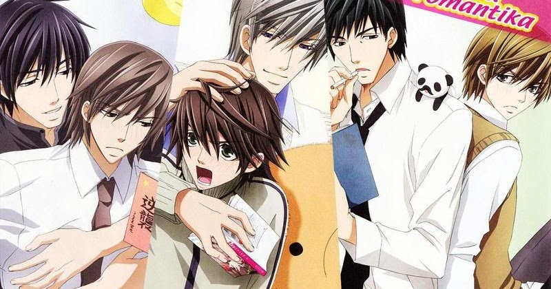 It's All About Me : Junjou Romantica OVA Released