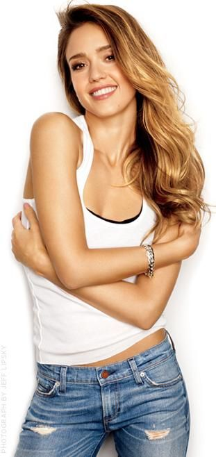 Do you know who is actress Jessica Mary Alba,