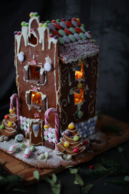 piperkakkutalo, gingerbreadhouse