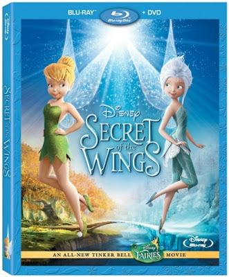 tinker bell and friends