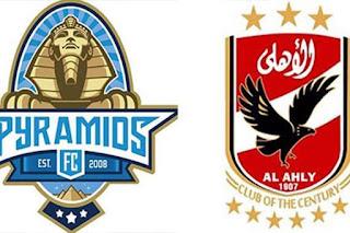 موعد مباراة الاهلي وبيراميدز اليوم الخميس 18-04-2019 في مباريات الدوري المصري