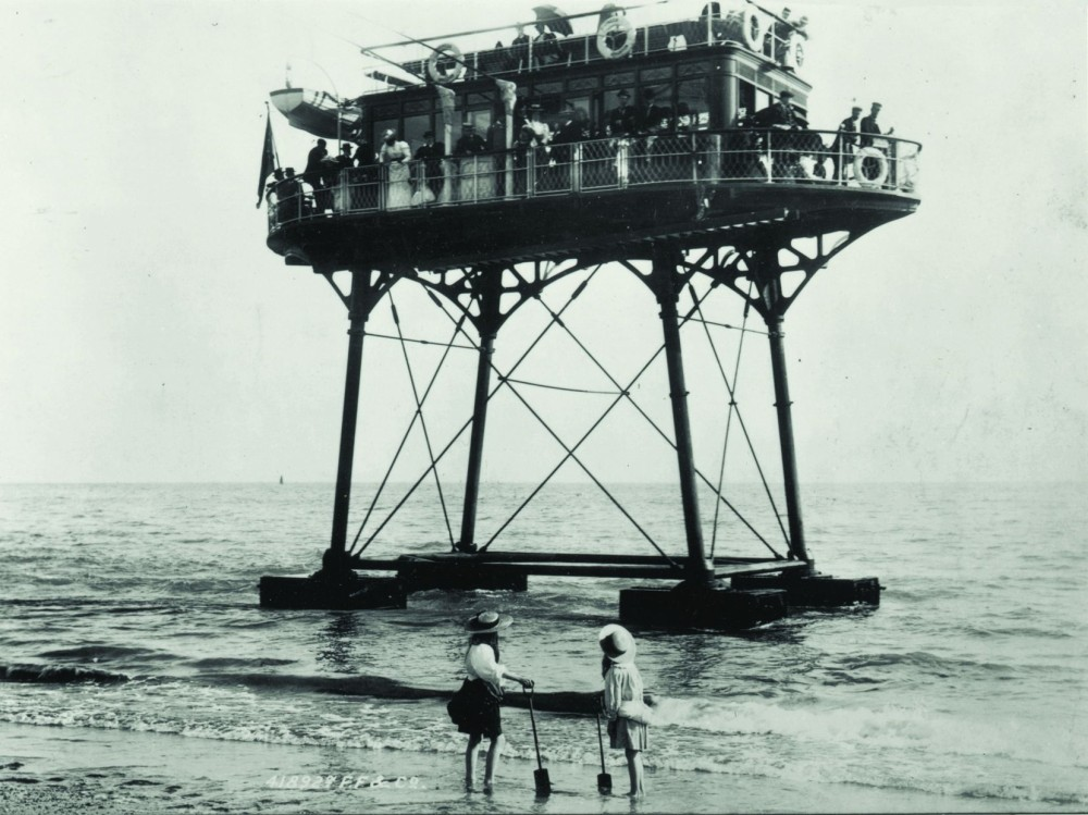 Brighton and Rottingdean Seashore Electric Railway