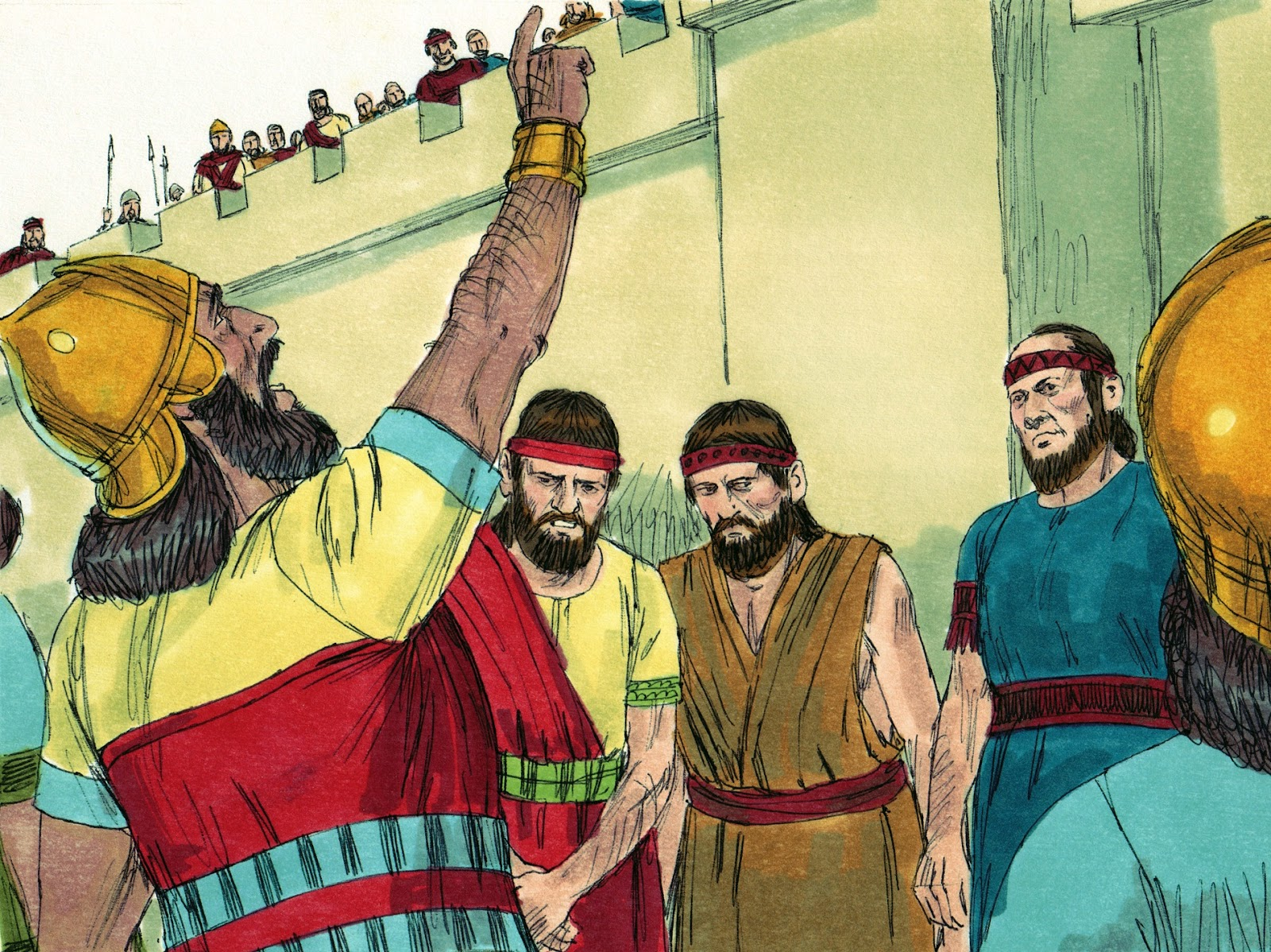Bible Fun For Kids King Hezekiah