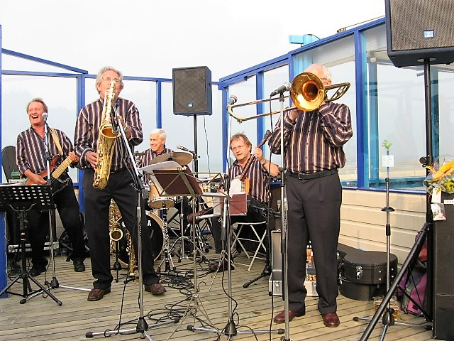 Jazz by the Sea Domburg 2007