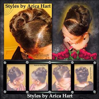 Updo, hair style image, pincurls, hair blpg