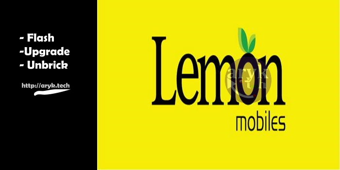 Lemon Android Stock ROM Firmware Flash File