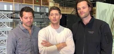 Supernatural chegará ao fim na 15ª temporada