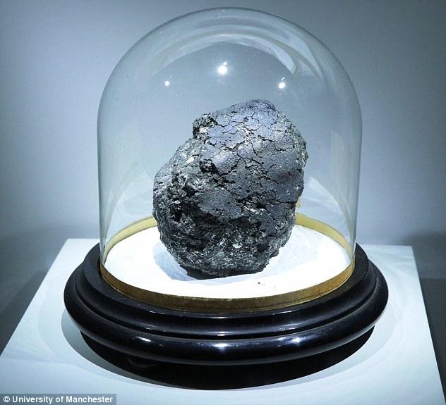 Ancient Meteorite