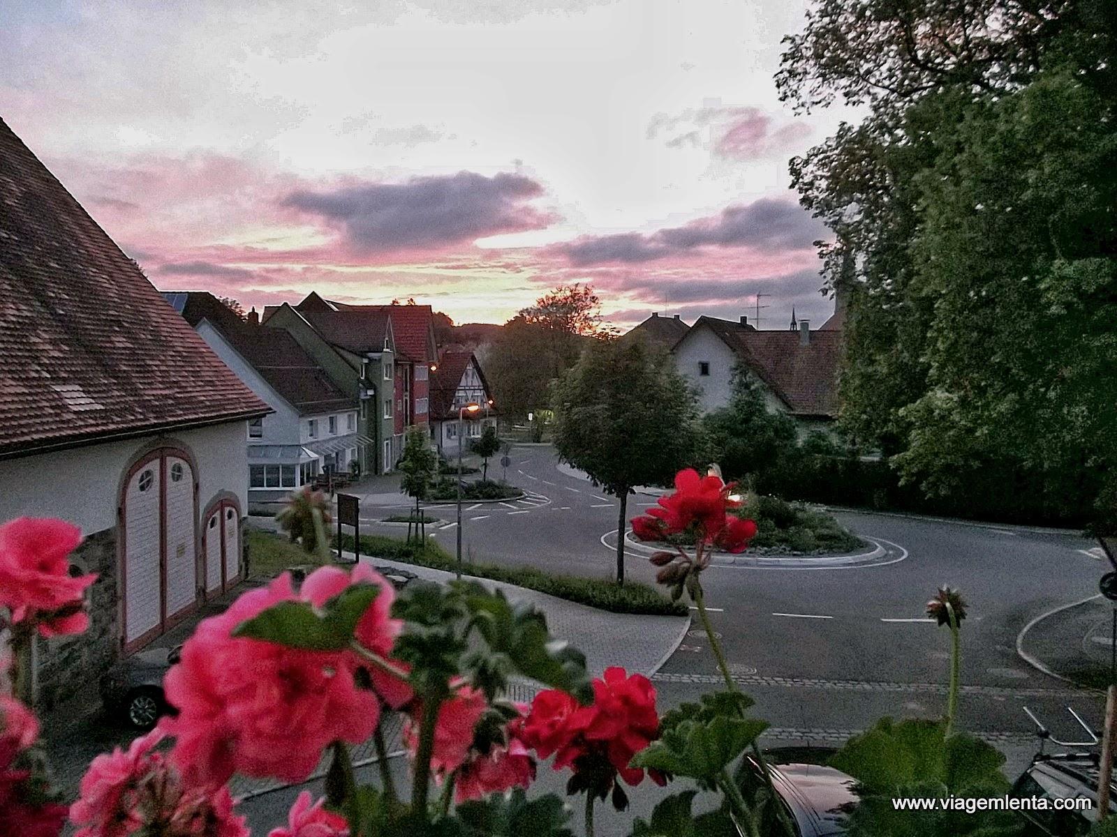 Relato de viagem do sul da Alemanha (Bräulingen, Freiburg e Nuremberg), uma região de qualidade de vida impensável aos padrões que nos acostumamos a aceitar.