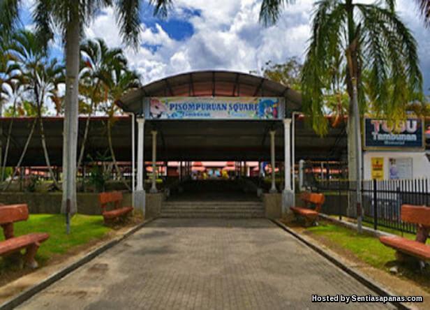 Tamu Pisompuruan Square