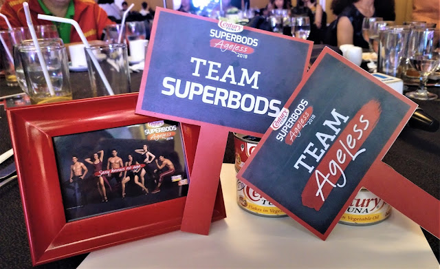 Superbods? Ageless? Nobody gets left behind as Centuna Tuna launches the Superbods Ageless 2018