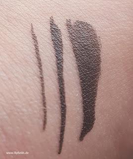 Kalligraphie-Eyeliner
