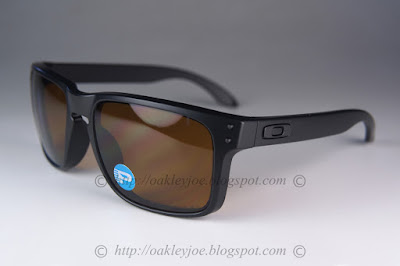 76e3fa1677 oo9102-98 Holbrook matte black + bronze polarized  245 lens pre coated with  Oakley hydrophobic nano solution complete package comes with box and  microfiber ...