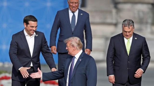 Γεωπολιτικό σκάκι στα Βαλκάνια