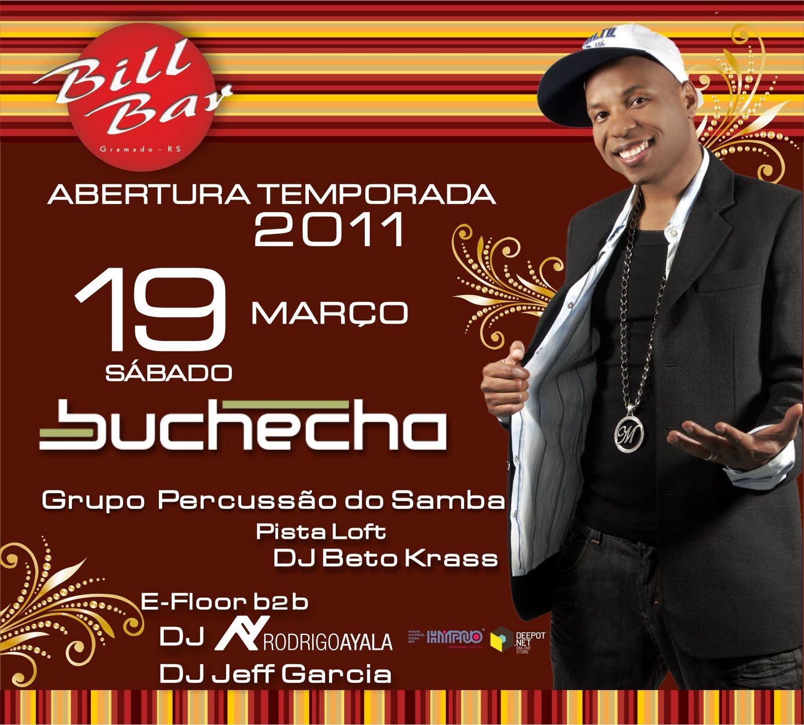 To Da Loos November 2011: Phosphoros Novas Ideias: Buchecha é A Atração Da Abertura