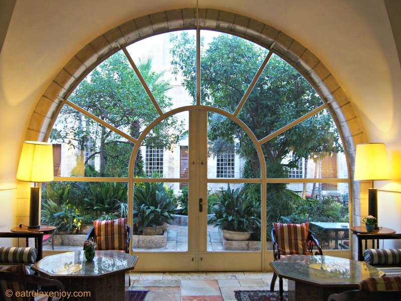 American Colony Hotel in Jerusalem – Authentic Luxury Experience